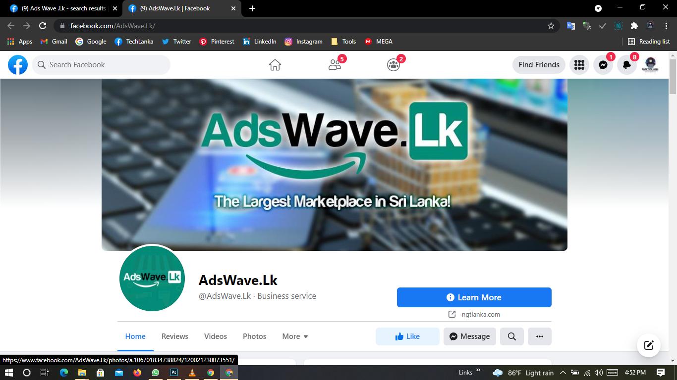 Ads Wave .Lk