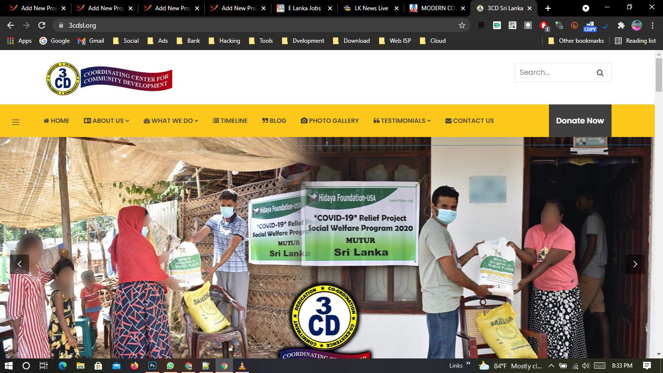 3CD Sri Lanka